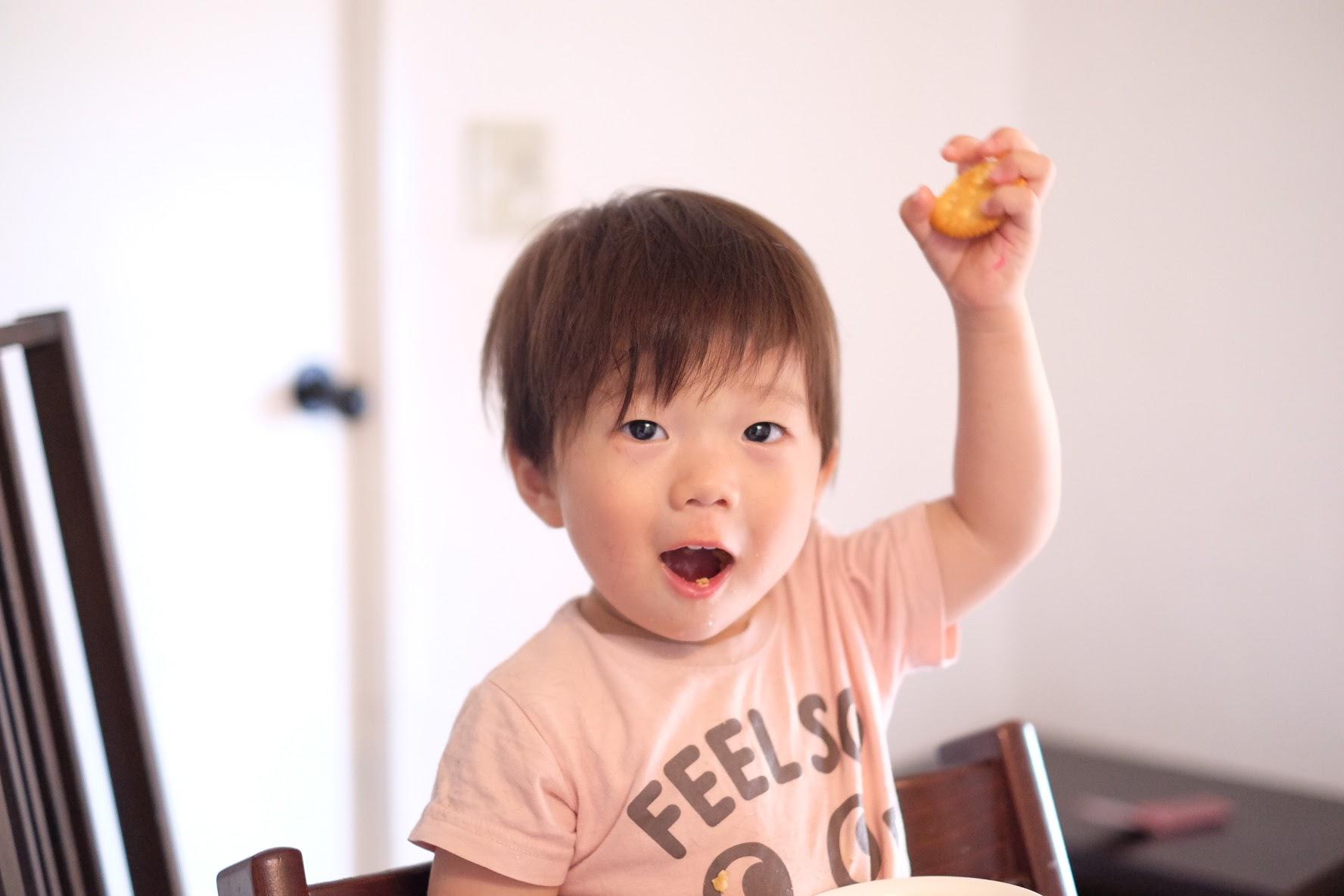 次男(1歳8ヶ月)の髪を自宅でカット。散髪ってクリエイティブで楽しいな。