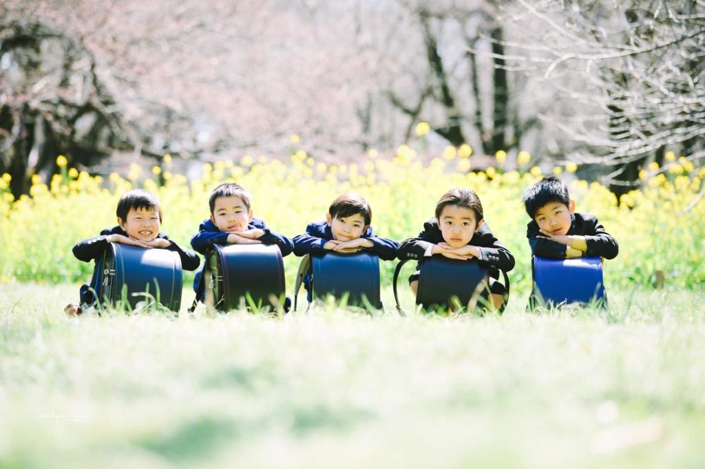 卒園入学記念撮影会