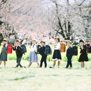 卒園・入学記念に0歳から一緒の保育園仲間との撮影会(オーダーメイド撮影会/東京)