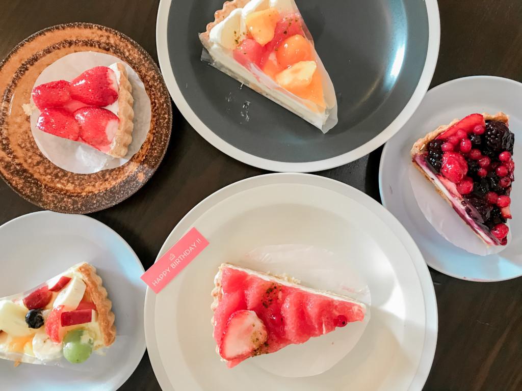 みんなのタルトケーキ