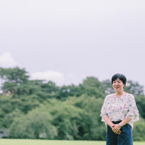 女性プロフィール写真
