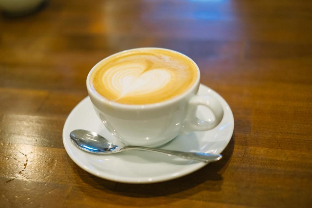 七コーヒーカフェラテ
